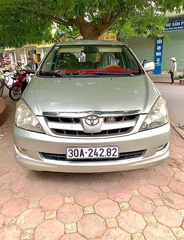 Bán xe Toyota Innova đời 2007, giá chỉ 286 triệu (1)