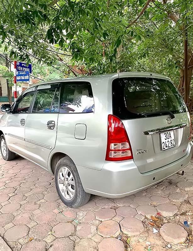Bán xe Toyota Innova đời 2007, giá chỉ 286 triệu (2)