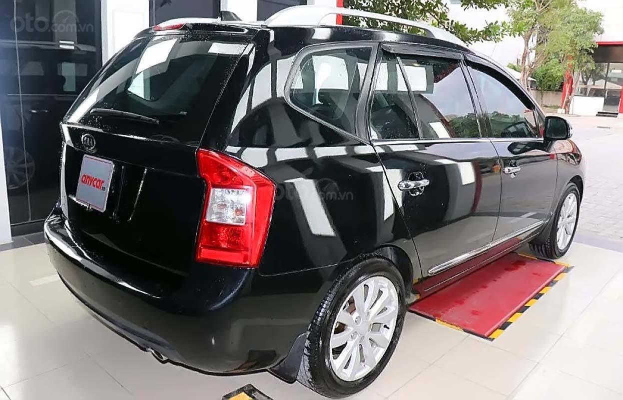 Bán ô tô Kia Carens sản xuất 2013, màu đen chính chủ (2)