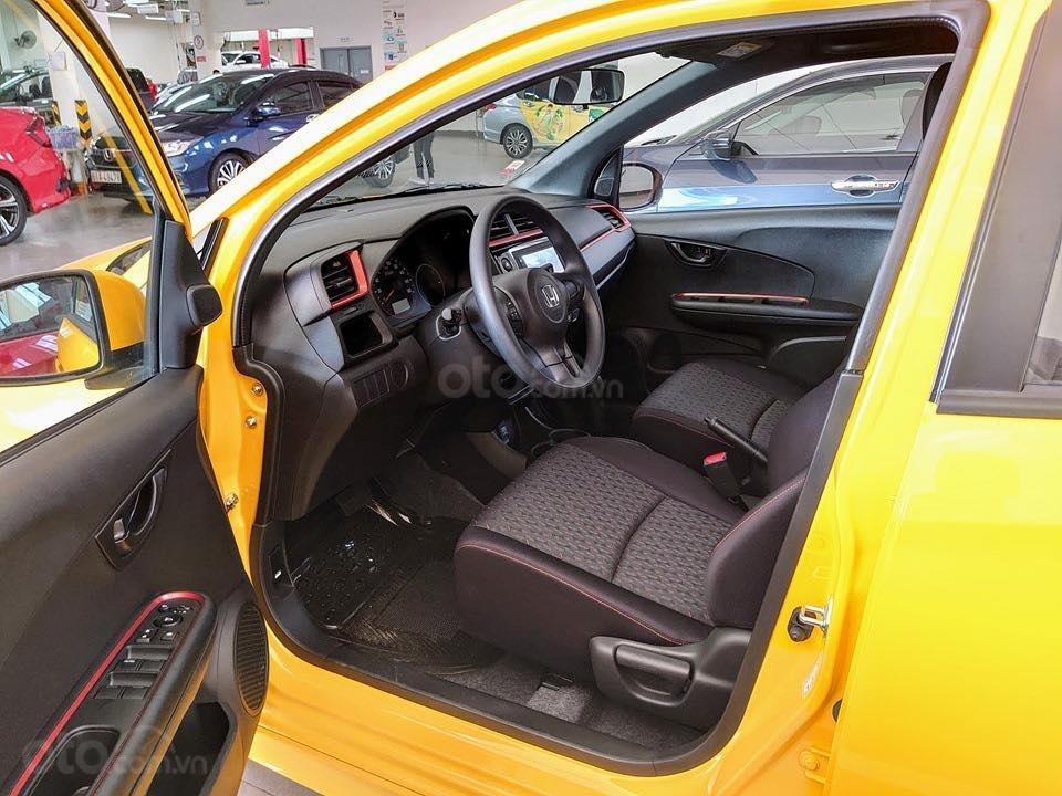 Honda Brio RS Đồng Nai, giá lăn bánh trả trước 140tr, góp 8tr/tháng, giao ngay, đủ màu (6)