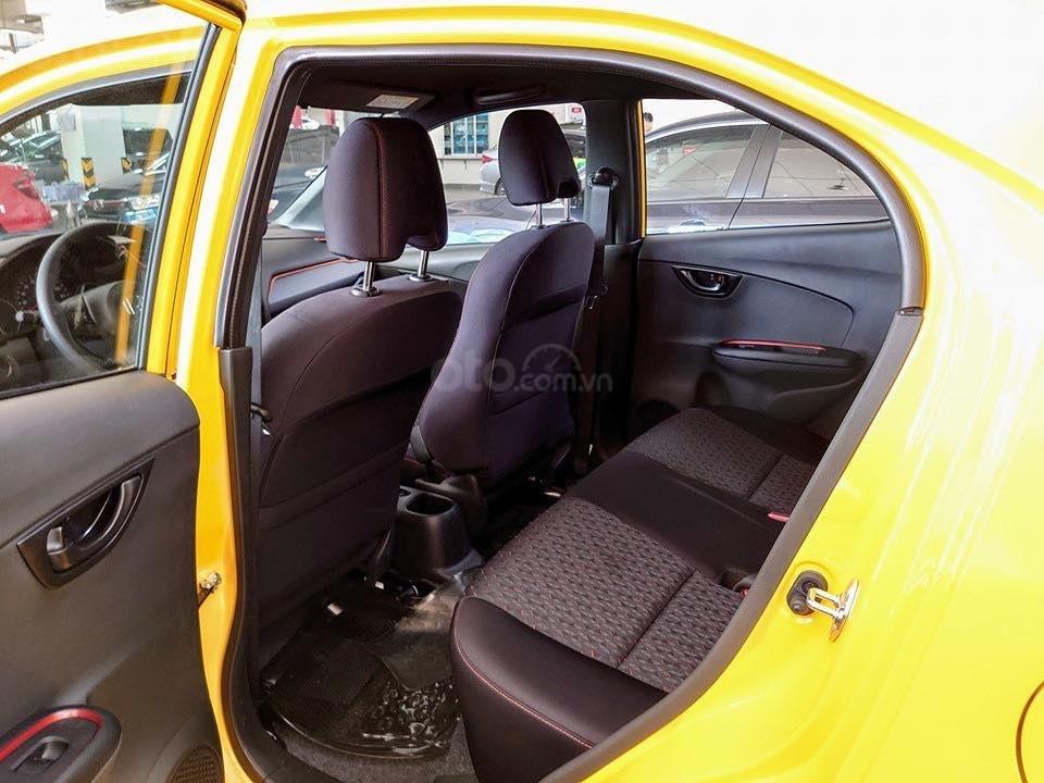 Honda Brio RS Đồng Nai, giá lăn bánh trả trước 140tr, góp 8tr/tháng, giao ngay, đủ màu (7)