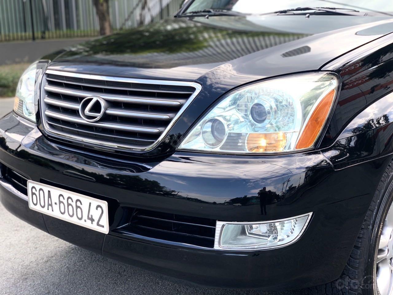 Cần bán Lexus GX 470 đúng vin 2007, xe cao cấp full option, cực chất (4)