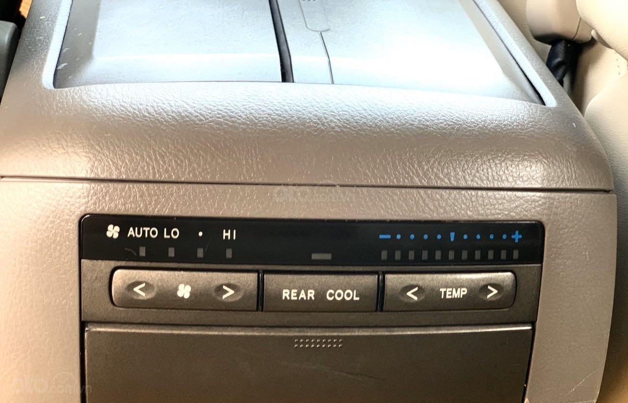 Cần bán Lexus GX 470 đúng vin 2007, xe cao cấp full option, cực chất (9)