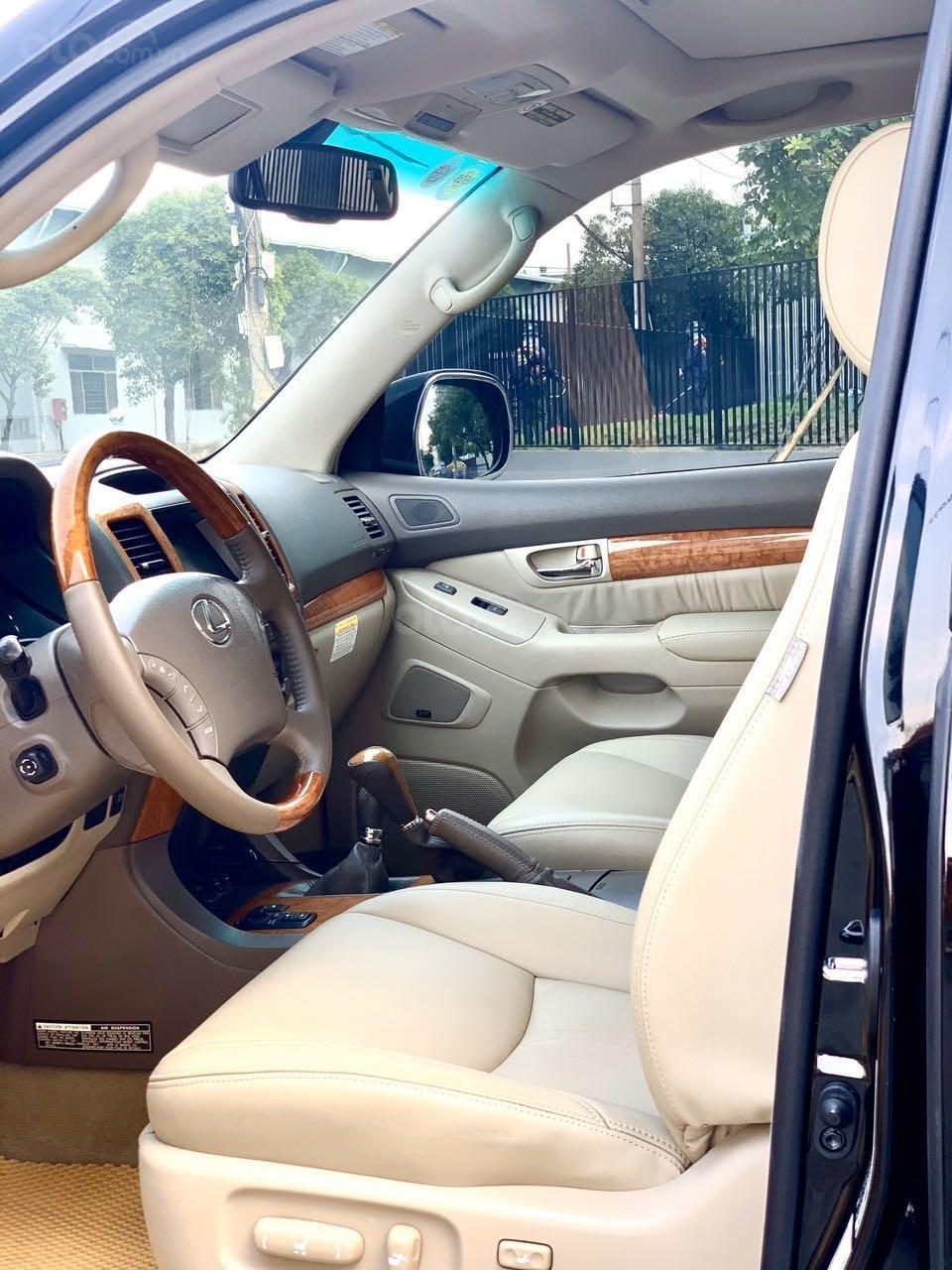 Cần bán Lexus GX 470 đúng vin 2007, xe cao cấp full option, cực chất (10)