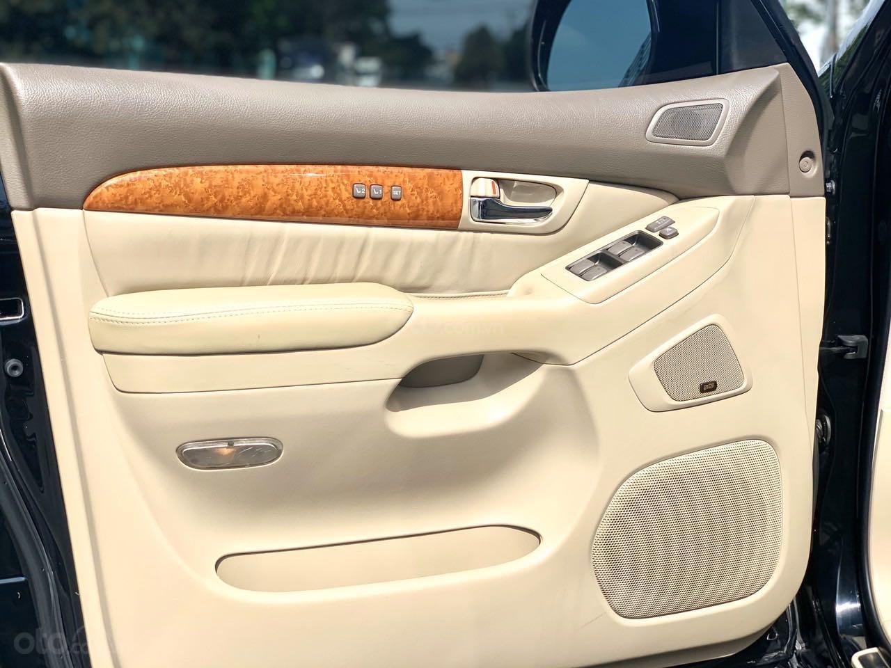 Cần bán Lexus GX 470 đúng vin 2007, xe cao cấp full option, cực chất (12)