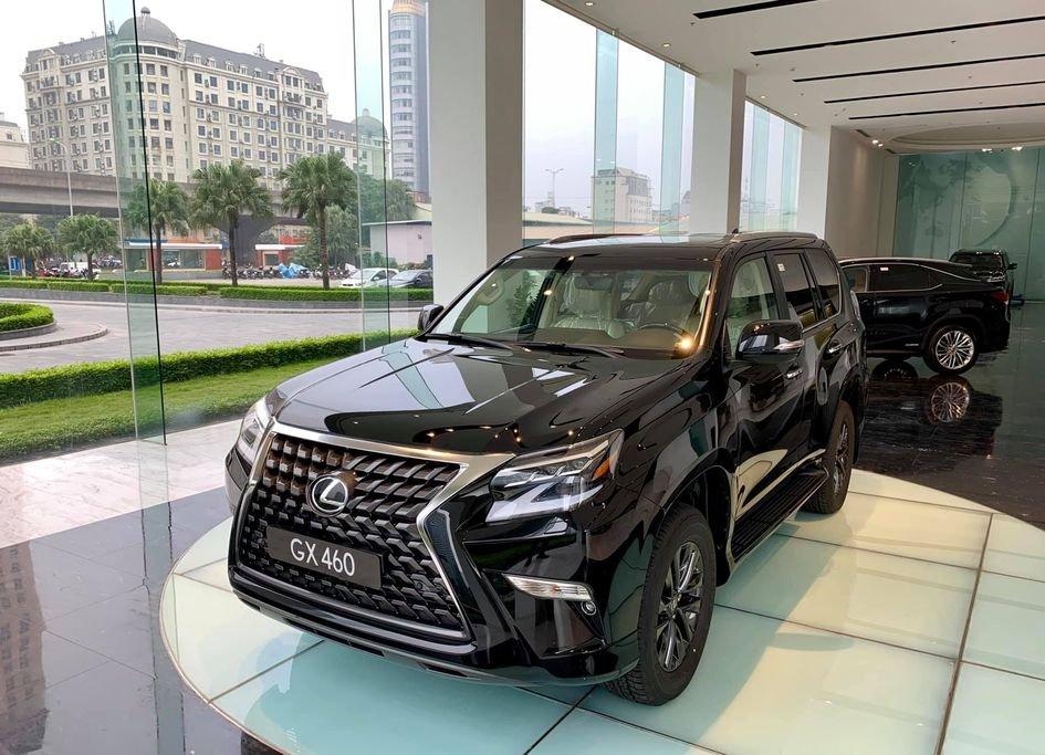 Lexus GX460 2020 đã về đại lý chính hãng, giá từ 5,69 tỷ đồng 1a