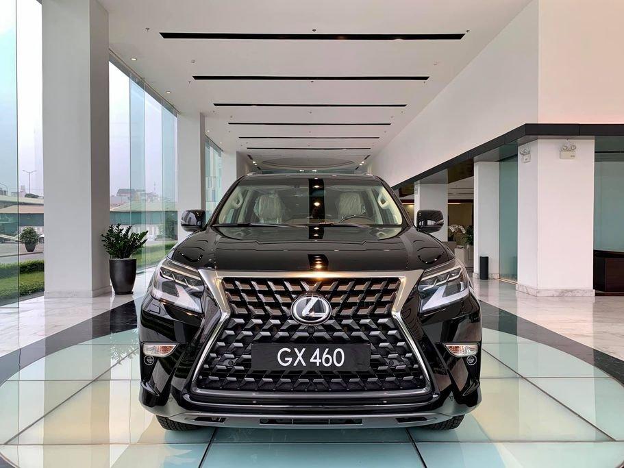 Lexus GX460 2020 đã về đại lý chính hãng, giá từ 5,69 tỷ đồng 3a