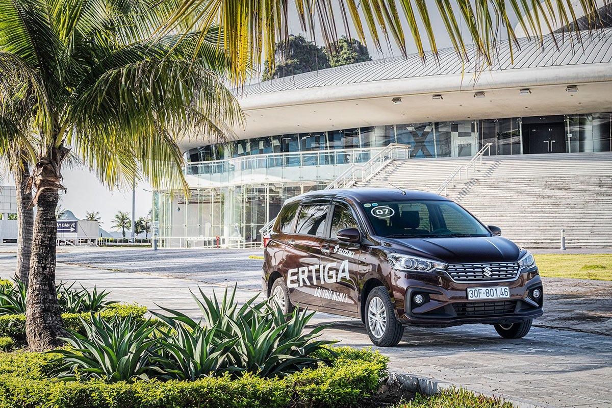 Lãi suất vay mua xe Suzuki Ertiga 2020 trả góp mới nhất tại Việt Nam 1a