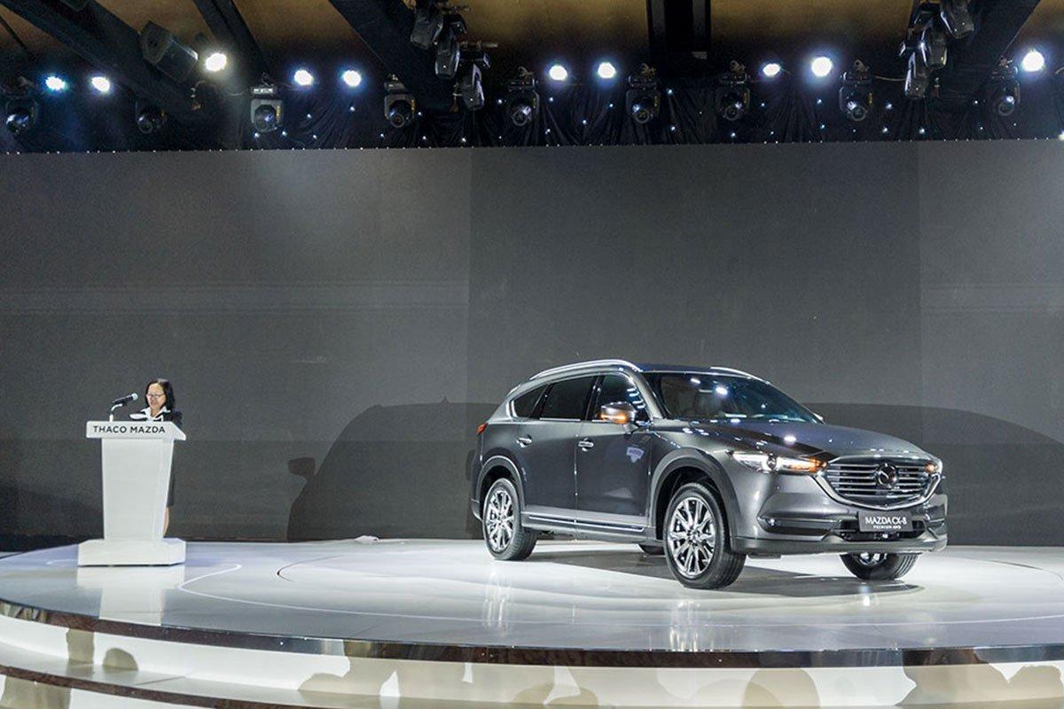 Đánh giá xe Mazda CX-8 2019: Một chiếc xe Crossover 7 chỗ thực sự.
