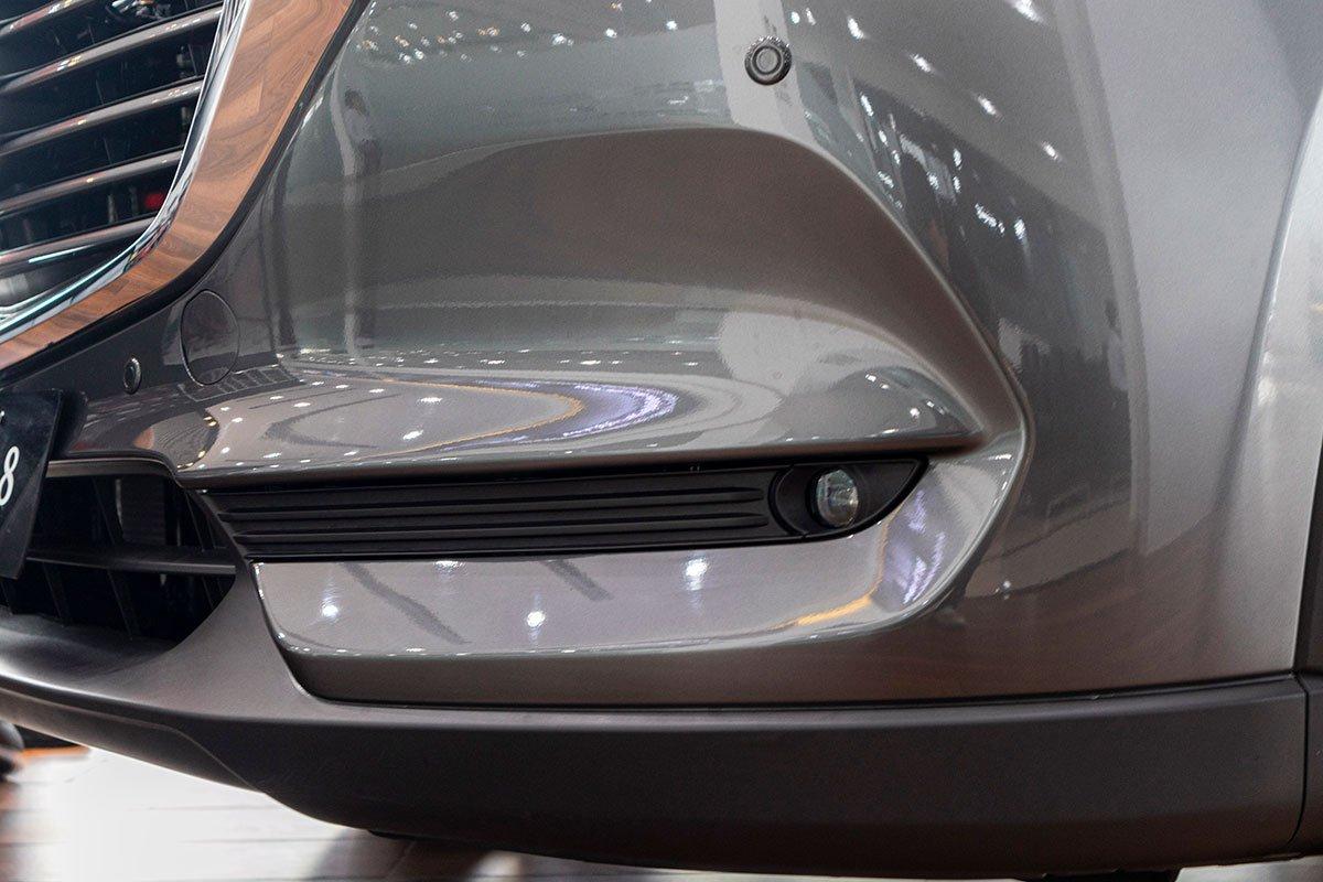 Đánh giá xe Mazda CX-8 2019 về thiết kế đầu xe- Ảnh 2.