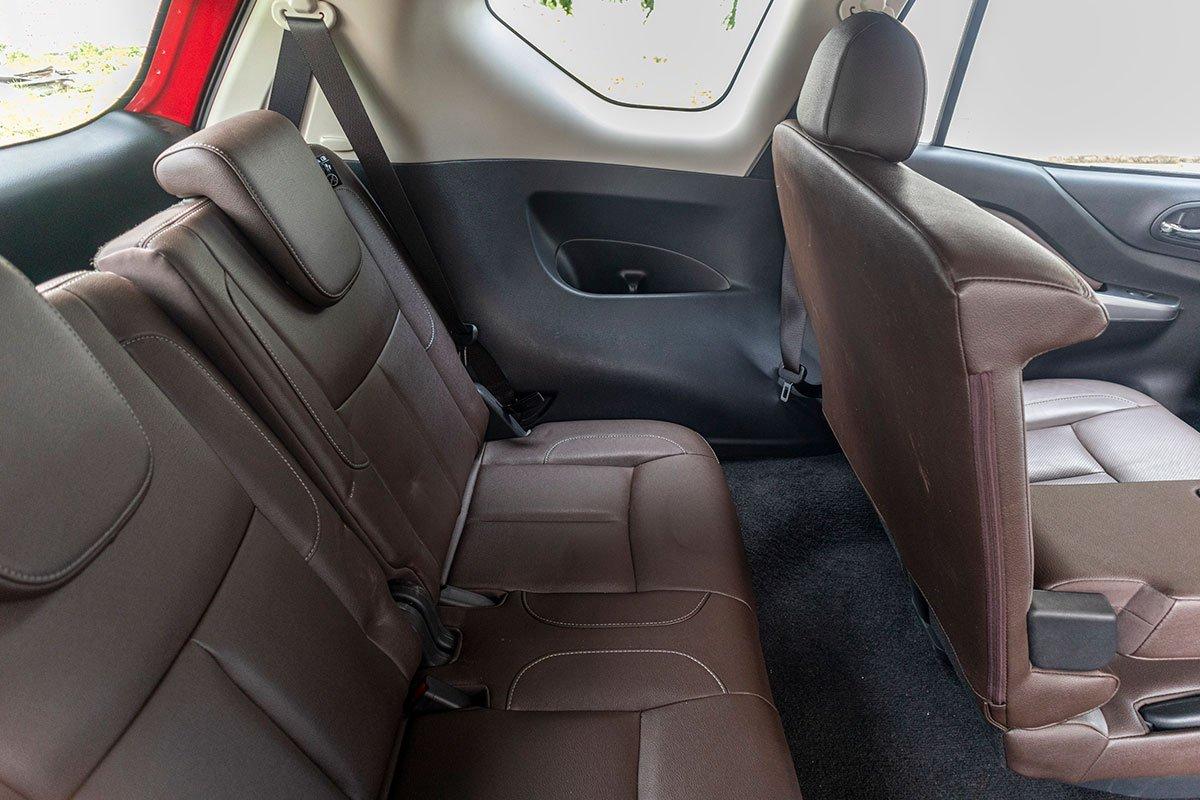 Đán giá Nissan Terra 2019: Hàng ghế thứ 3 đủ chỗ cho người lớn 1.
