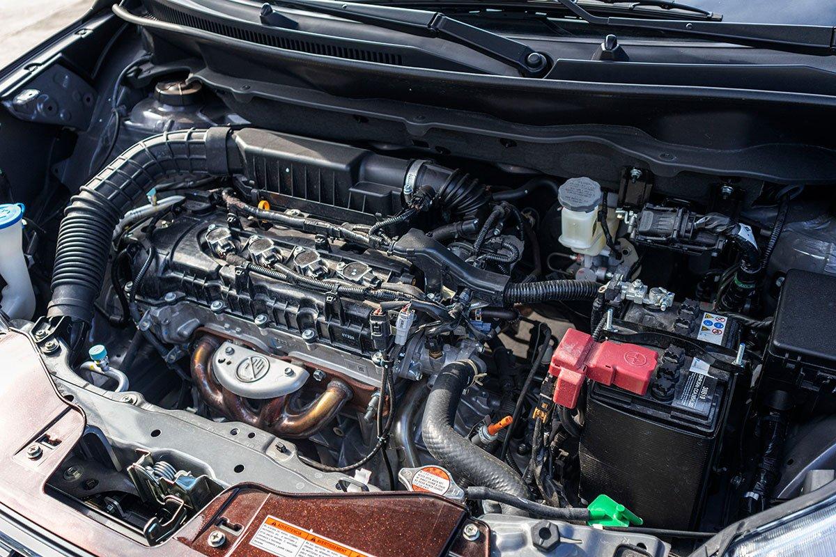 Đánh giá xe Suzuki Ertiga 2019: Động cơ 1.5L mới.