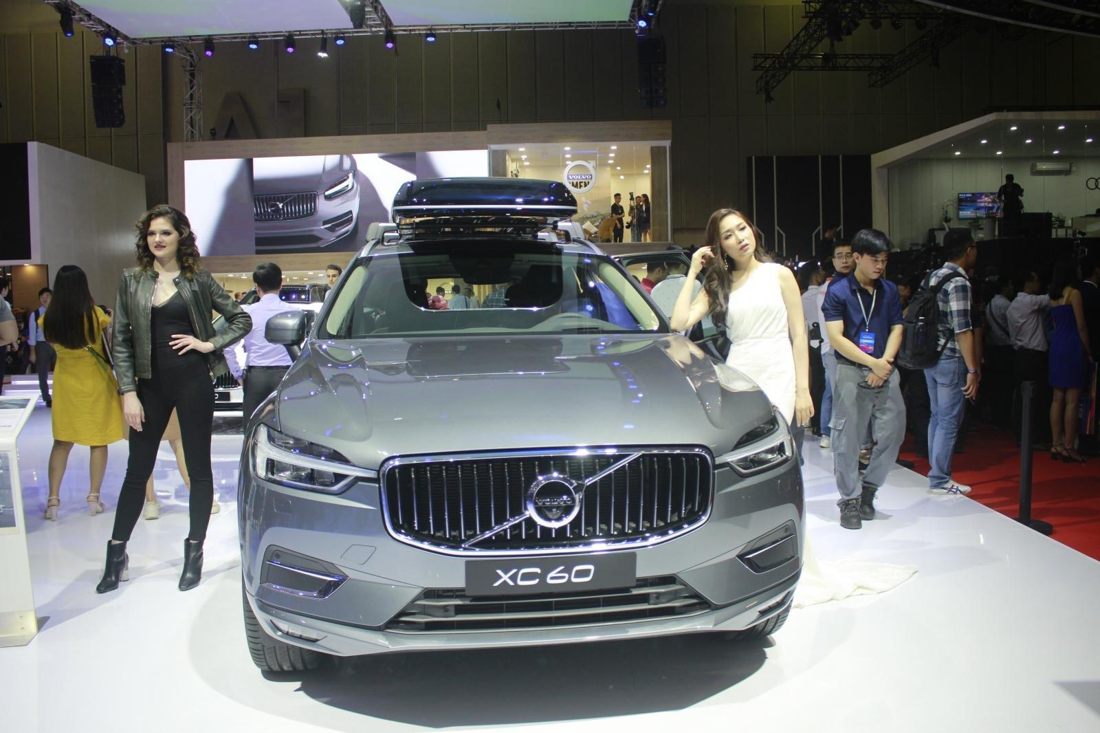 Thông số kỹ thuật xe Volvo XC60 2020 a2