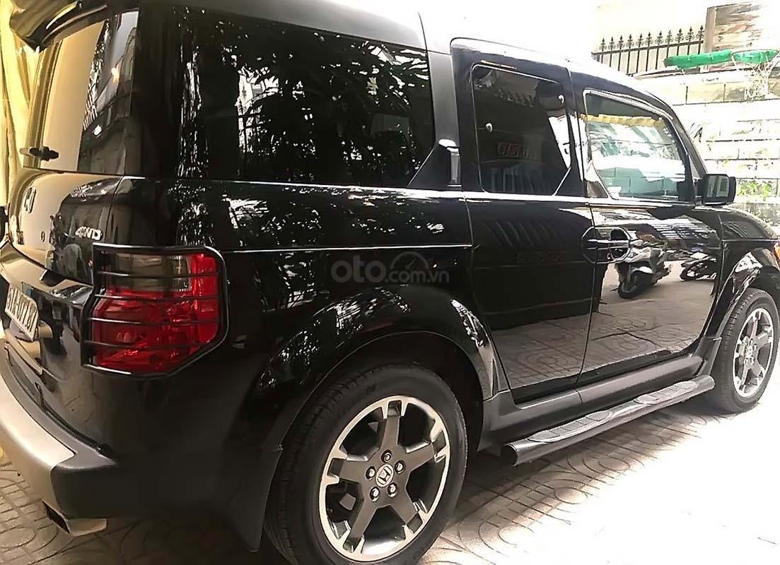 Bán Honda Element limited sản xuất 2008, màu đen, xe nhập  (2)