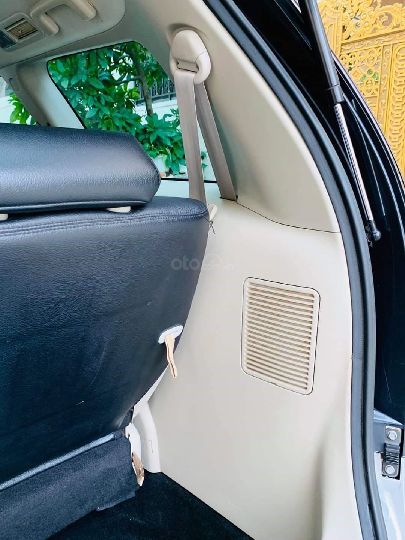Bán ô tô Mitsubishi Grandis, năm sản xuất 2009, màu bạc (17)