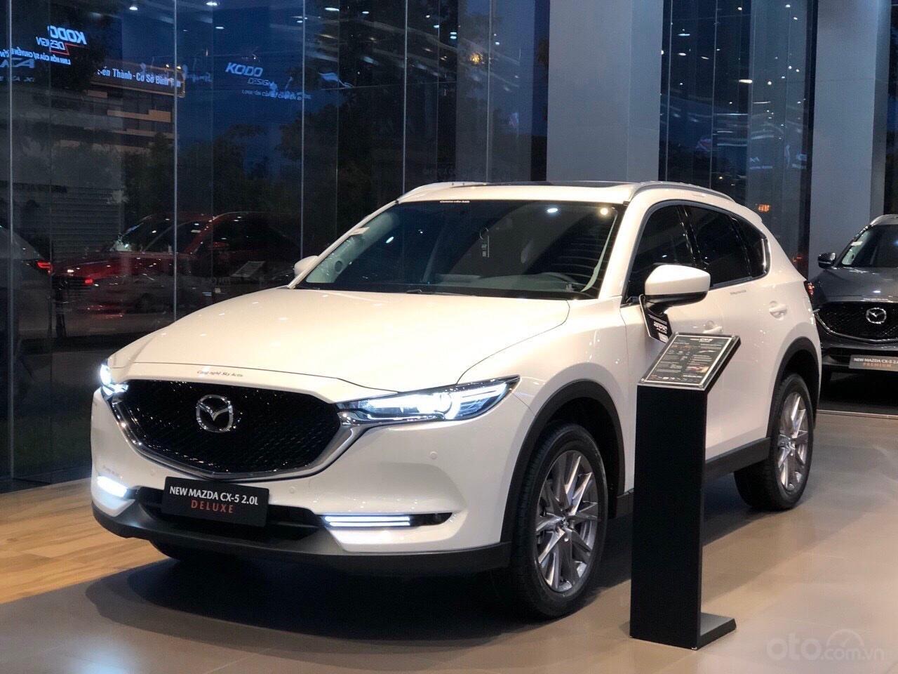 Mazda CX5 ưu đãi lên đến 50 triệu TP. HCM, trả góp đưa trước 290 triệu (1)