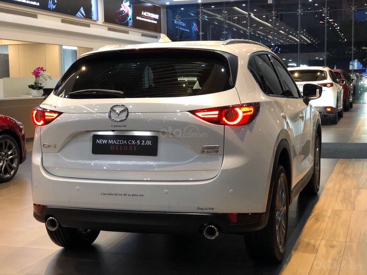 Mazda CX5 ưu đãi lên đến 50 triệu TP. HCM, trả góp đưa trước 290 triệu (5)