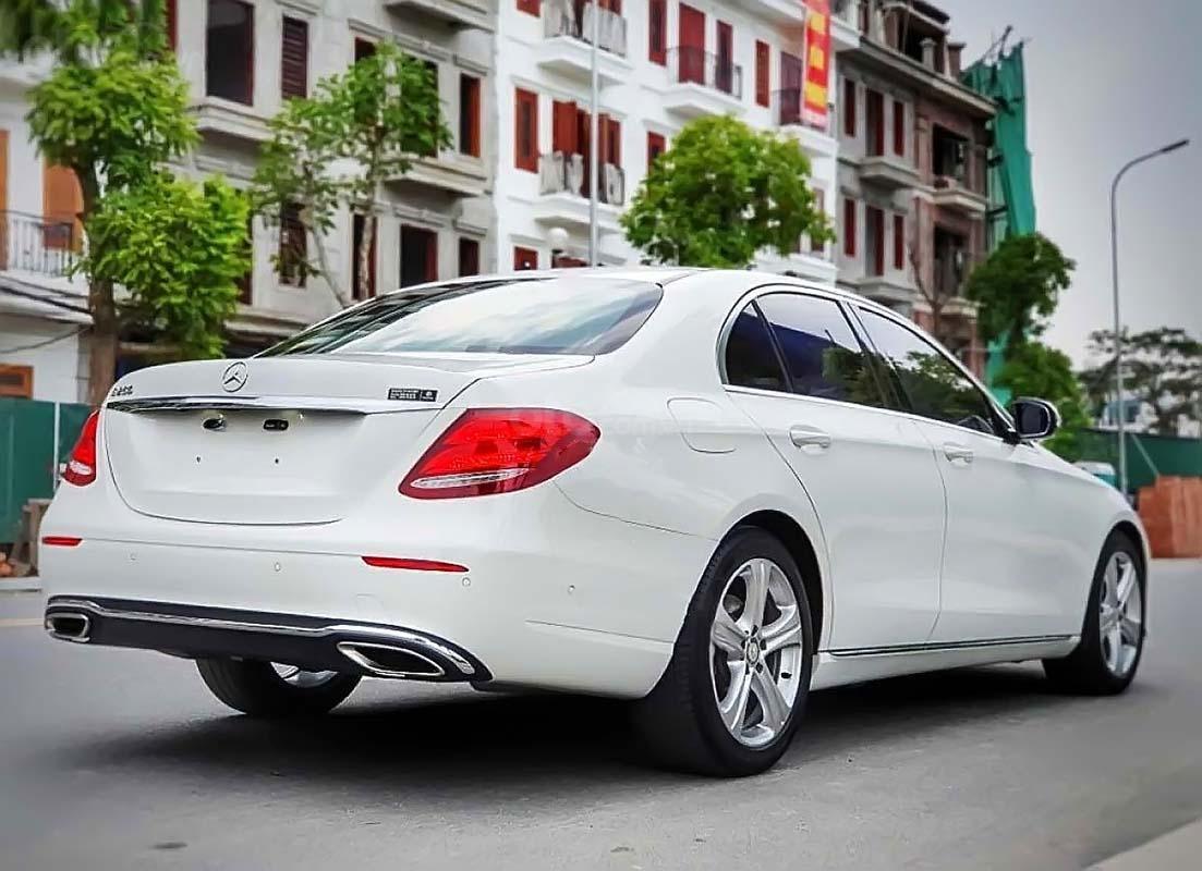 Bán Mercedes E250 năm sản xuất 2017, màu trắng (2)