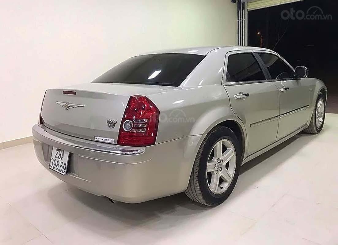 Bán Chrysler 300C 2.7 V6 năm 2008, màu bạc, nhập khẩu   (2)