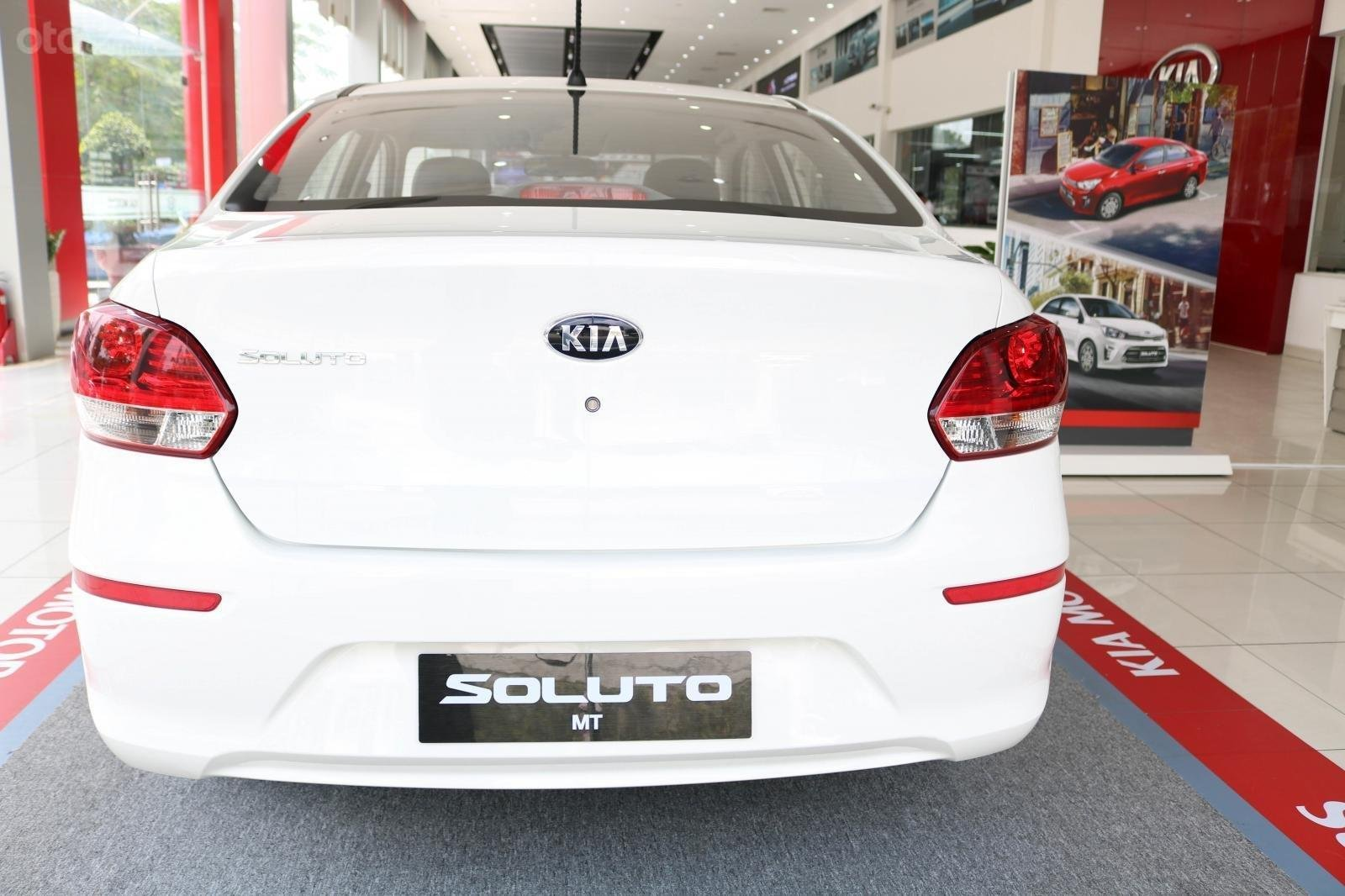 Kia Soluto 2019 số sàn - Có xe giao liền - Đủ màu, tặng phụ kiện + tặng bảo hiểm - Đưa trước 145 triệu (9)