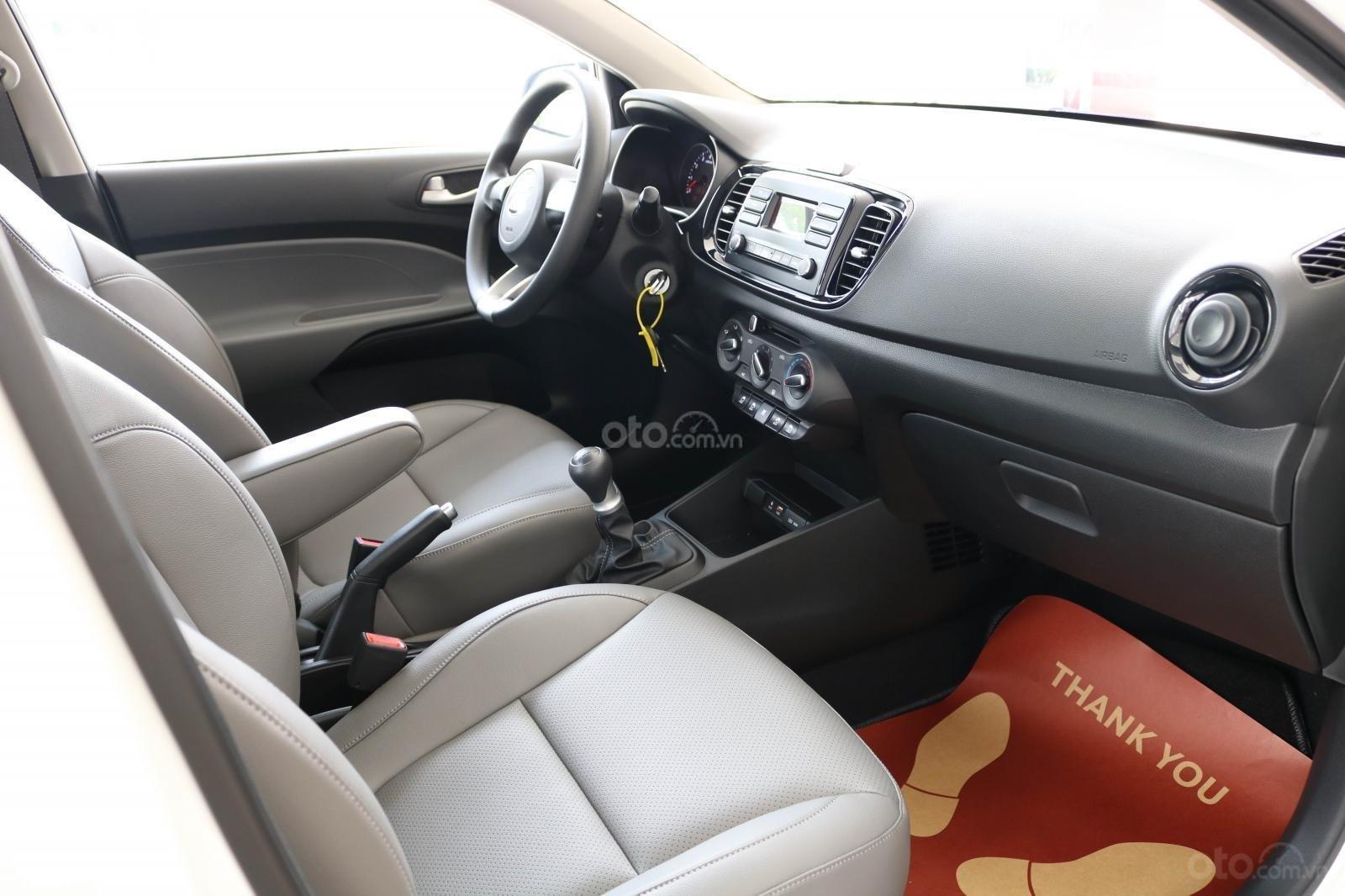 Kia Soluto 2019 số sàn - Có xe giao liền - Đủ màu, tặng phụ kiện + tặng bảo hiểm - Đưa trước 145 triệu (17)