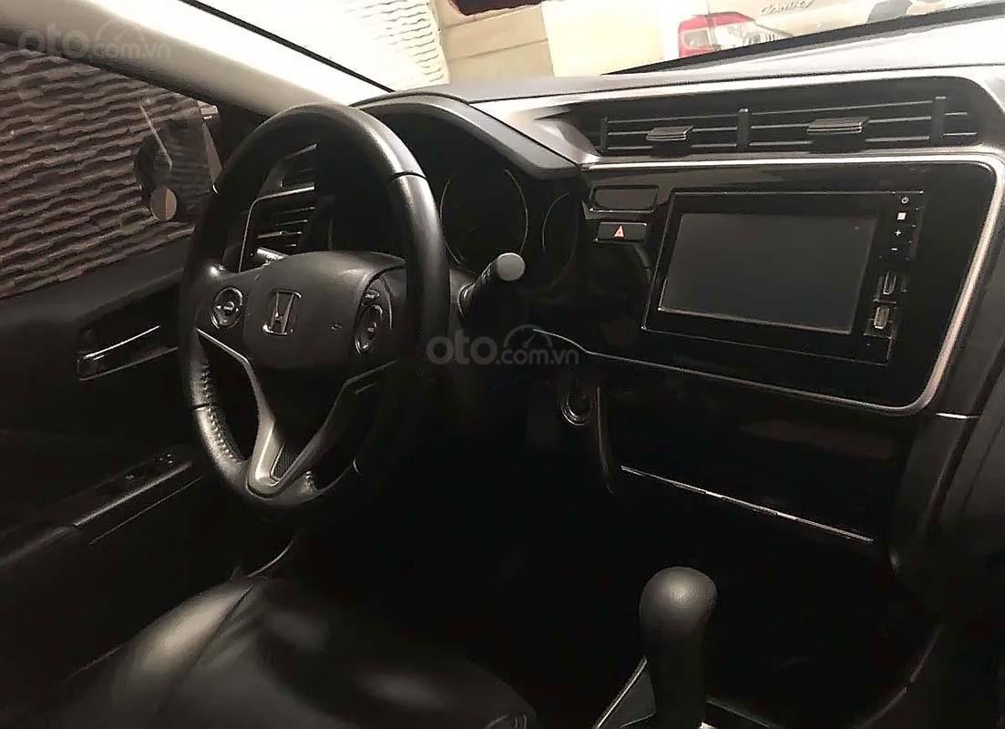 Cần bán Honda City 1.5TOP sản xuất 2017, màu đen, 545 triệu (3)