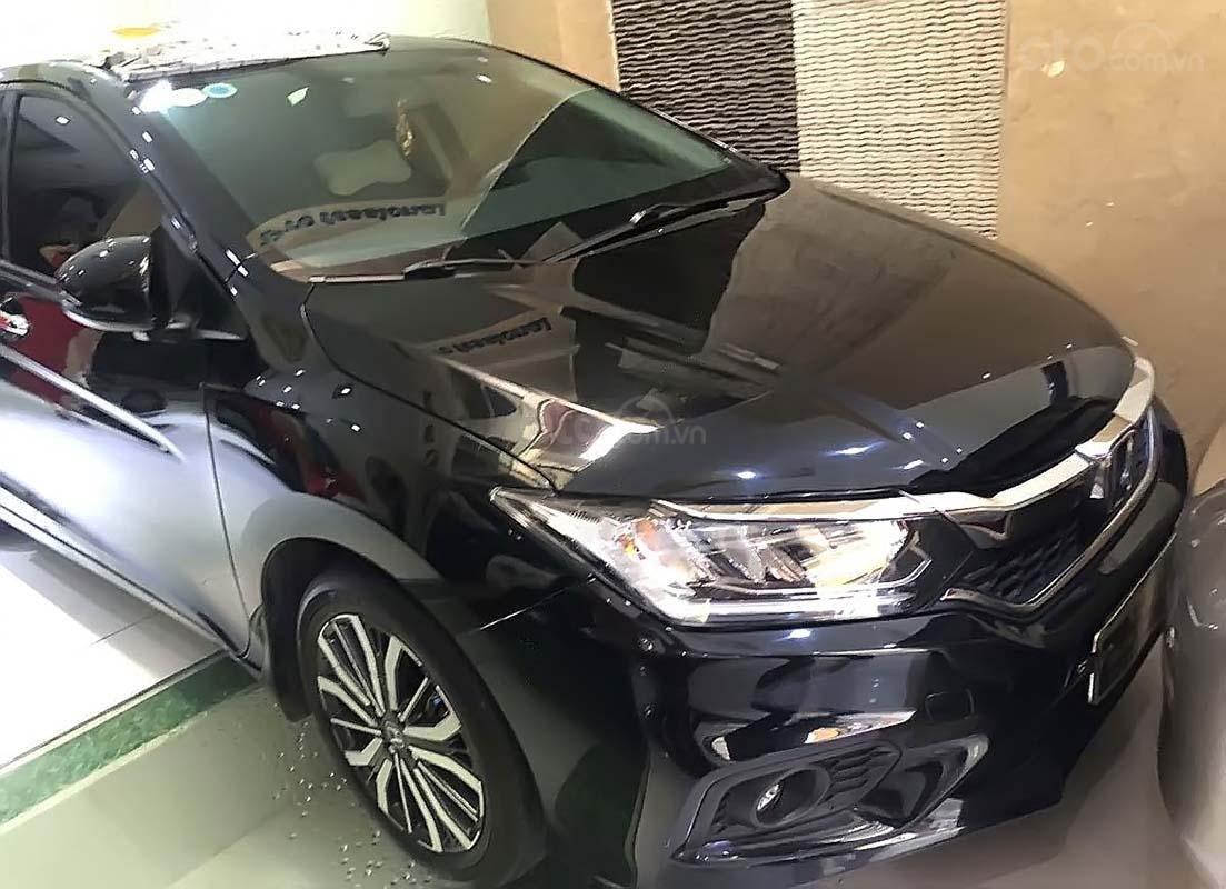 Cần bán Honda City 1.5TOP sản xuất 2017, màu đen, 545 triệu (1)