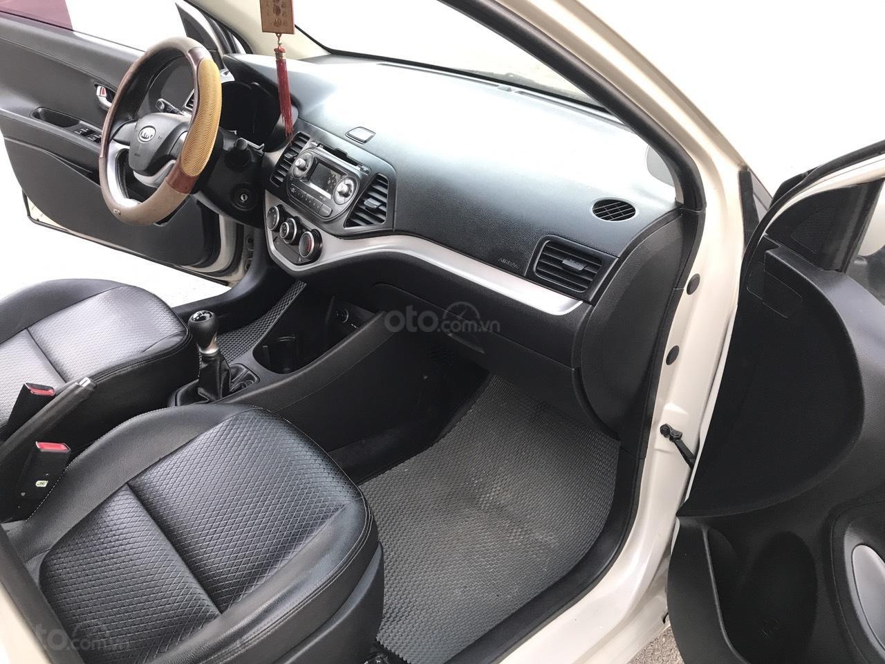 Cần bán xe Kia Morning 1.0MT Sport đời 2011, màu kem (be), nhập khẩu, xe cực tuyển (7)
