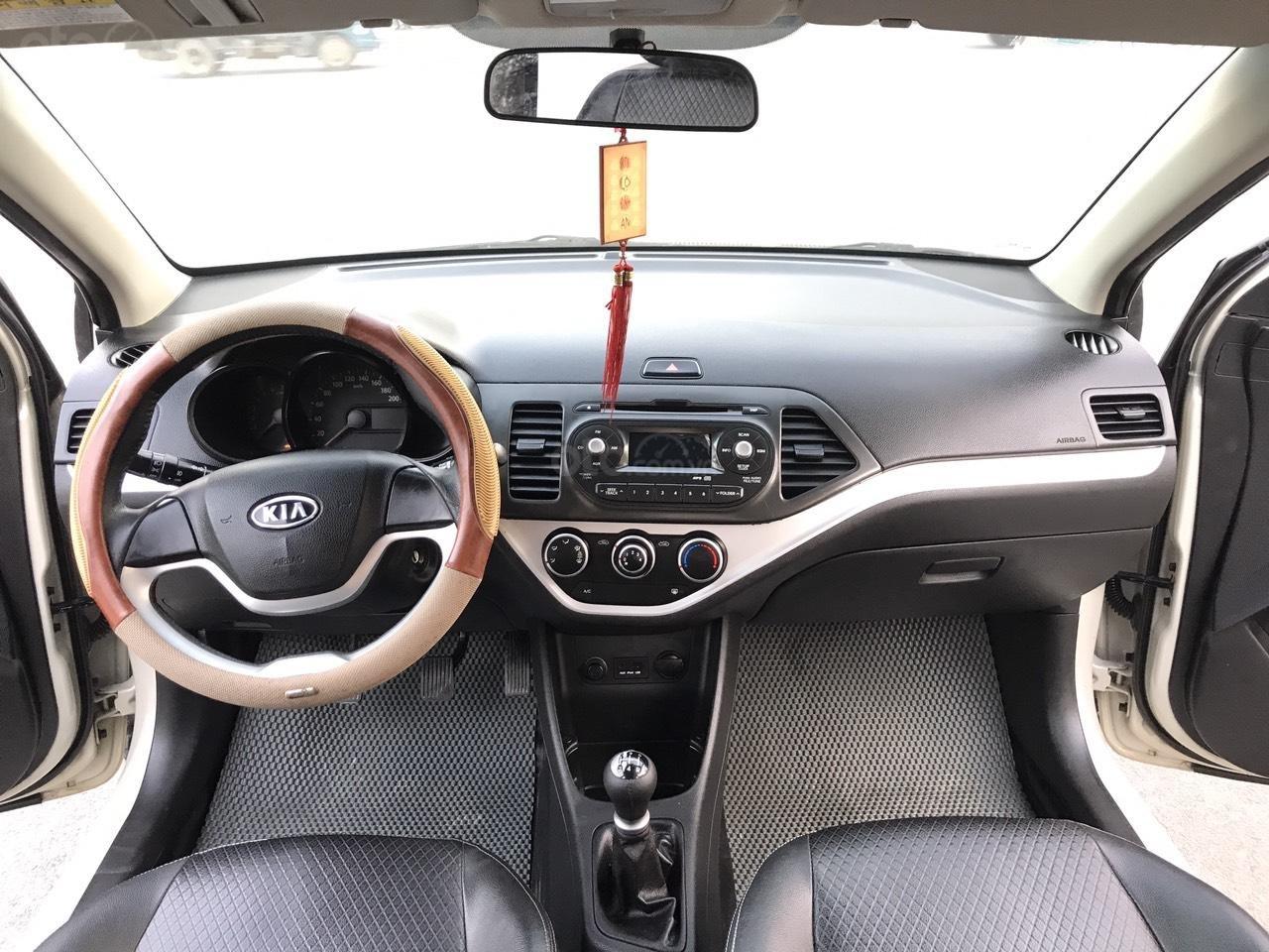 Cần bán xe Kia Morning 1.0MT Sport đời 2011, màu kem (be), nhập khẩu, xe cực tuyển (5)