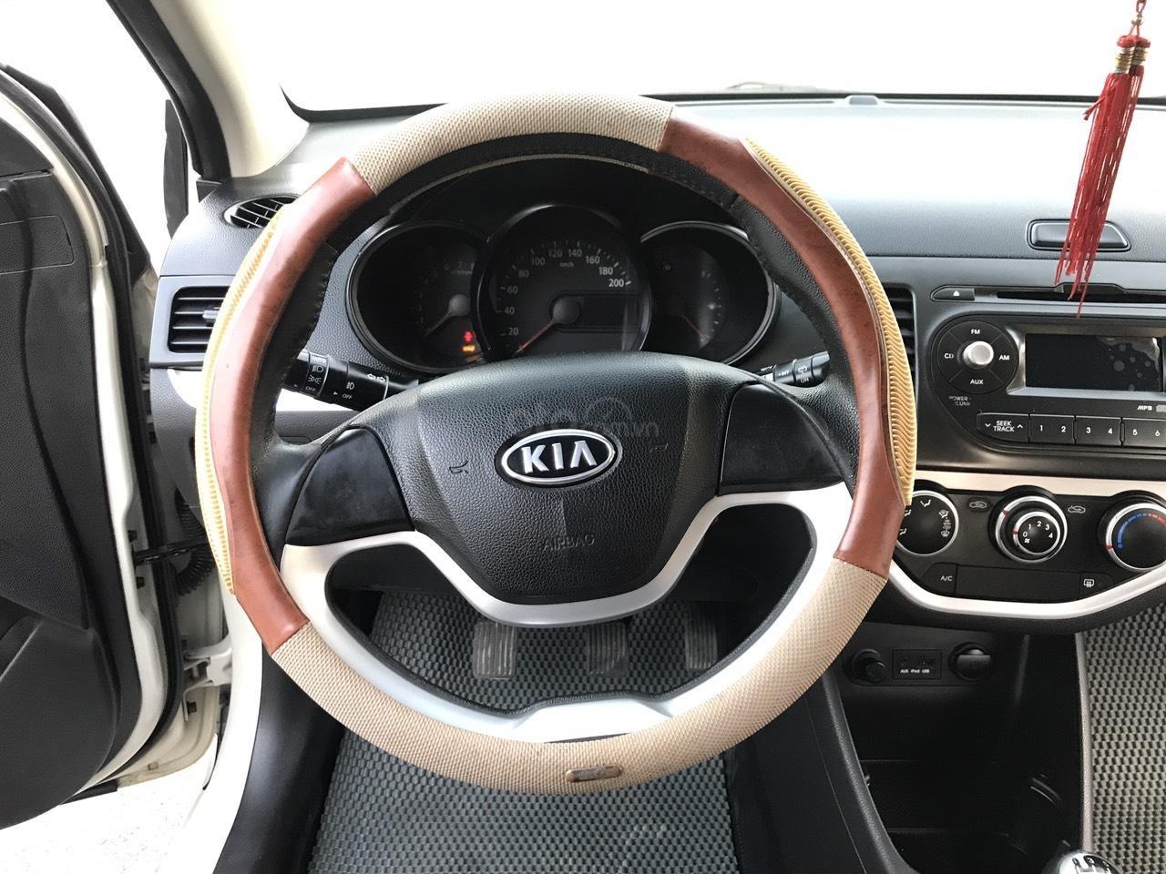 Cần bán xe Kia Morning 1.0MT Sport đời 2011, màu kem (be), nhập khẩu, xe cực tuyển (6)