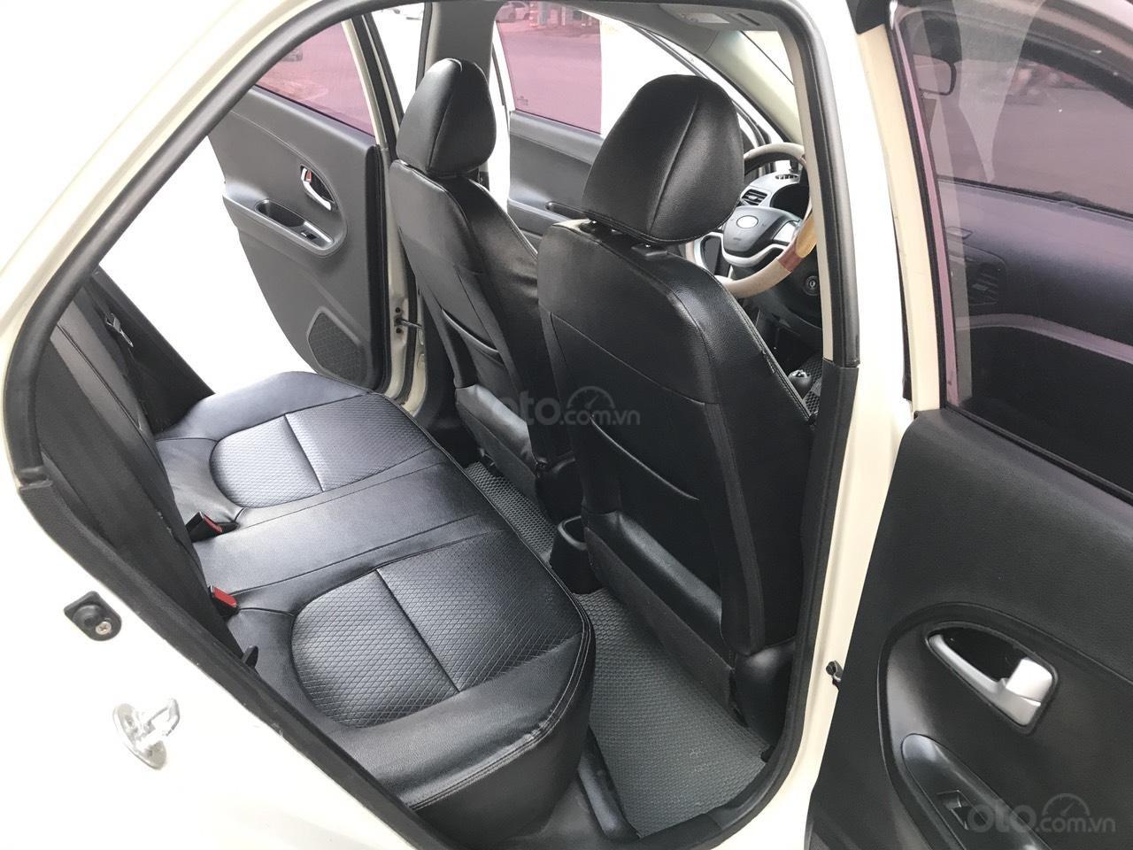 Cần bán xe Kia Morning 1.0MT Sport đời 2011, màu kem (be), nhập khẩu, xe cực tuyển (18)