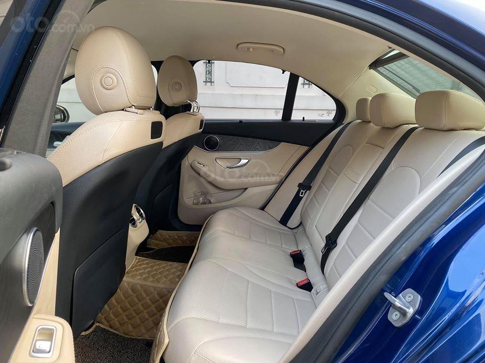MBA Auto - Bán xe Mercedes C200 xanh/kem 2018 cũ giá tốt - trả trước 450 triệu nhận xe ngay (5)