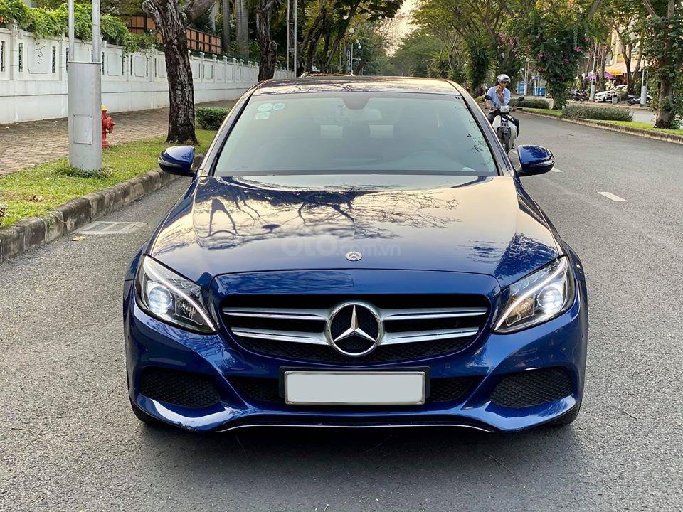 MBA Auto - Bán xe Mercedes C200 xanh/kem 2018 cũ giá tốt - trả trước 450 triệu nhận xe ngay (16)