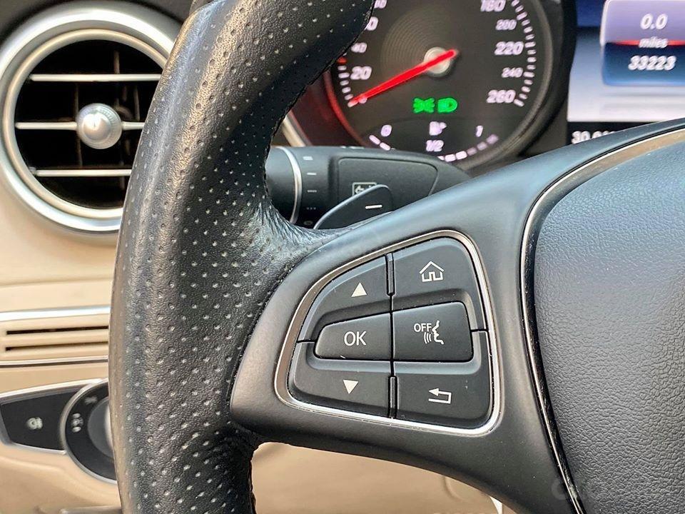 MBA Auto - Bán xe Mercedes C200 xanh/kem 2018 cũ giá tốt - trả trước 450 triệu nhận xe ngay (12)