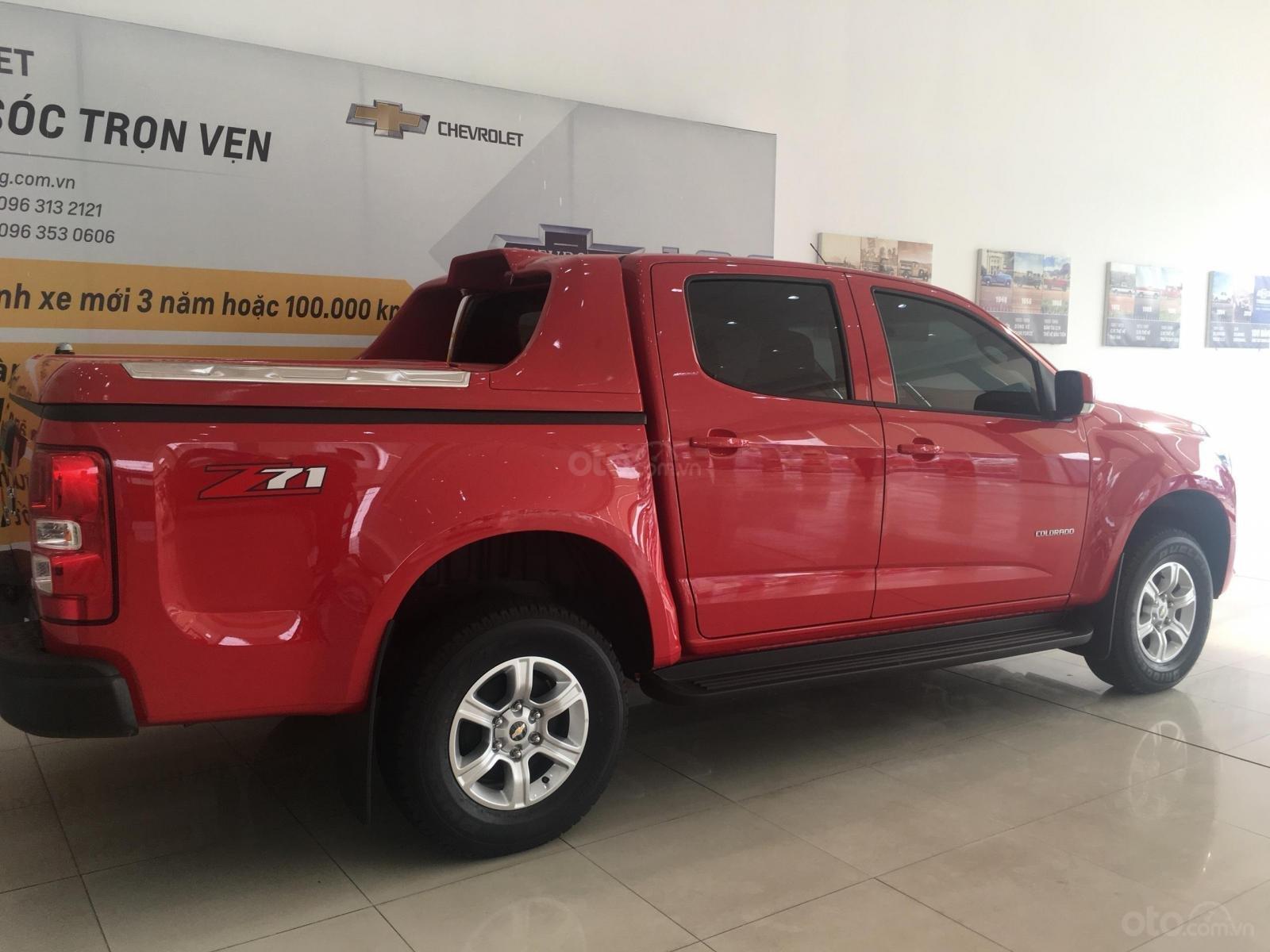 Chevrolet Colorado mức ảnh hưởng tầm cao mới Chevrolet ưu đãi đặc biệt trong tháng 12 (3)
