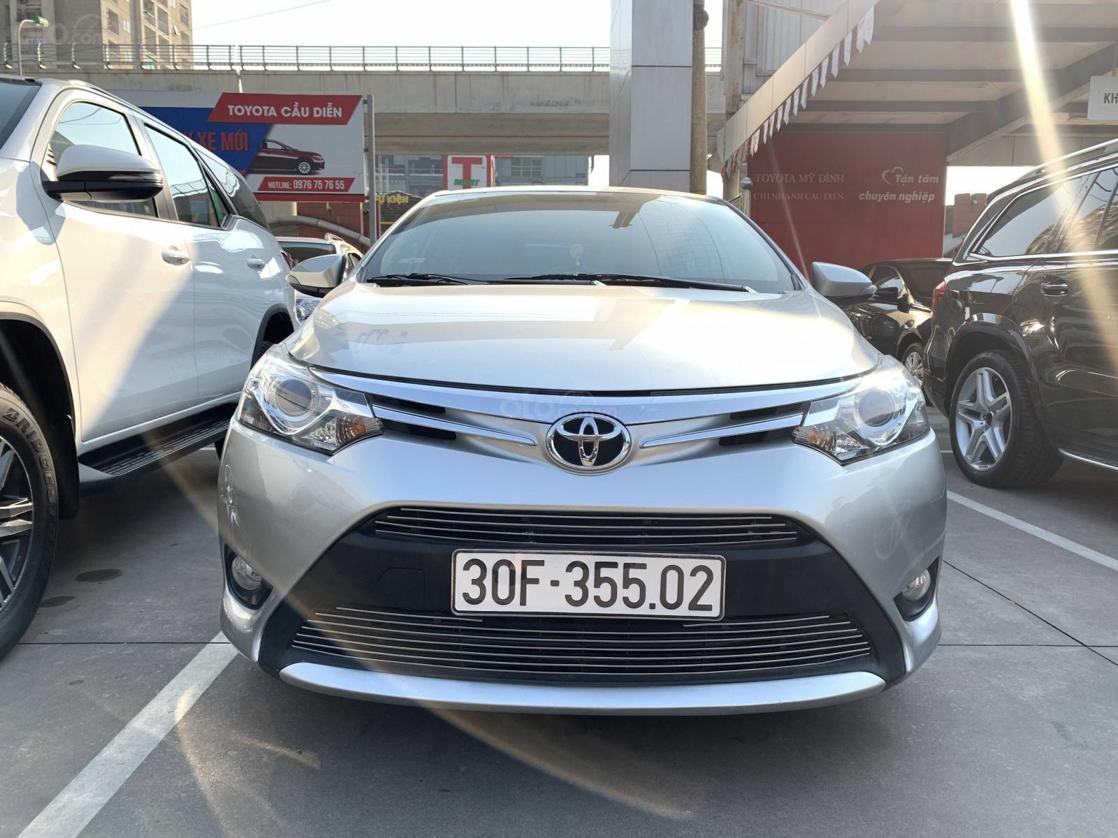 Bán Toyota Vios G 1.5AT 2014 biển Hà Nội (7)