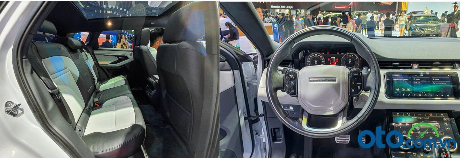 Thông số kỹ thuật xe Rang Rover Evoque 2020 mới, chính xác và đầy đủ nhấta