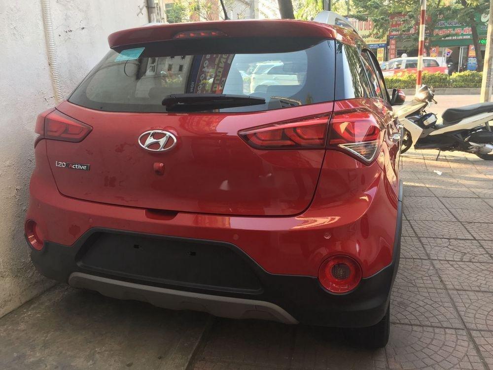 Cần bán lại xe Hyundai i20 Active năm 2017, màu đỏ, xe nhập (1)