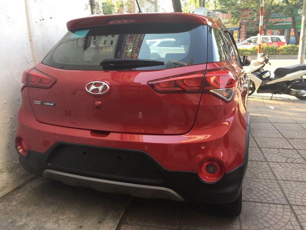 Cần bán lại xe Hyundai i20 Active năm 2017, màu đỏ, xe nhập (2)