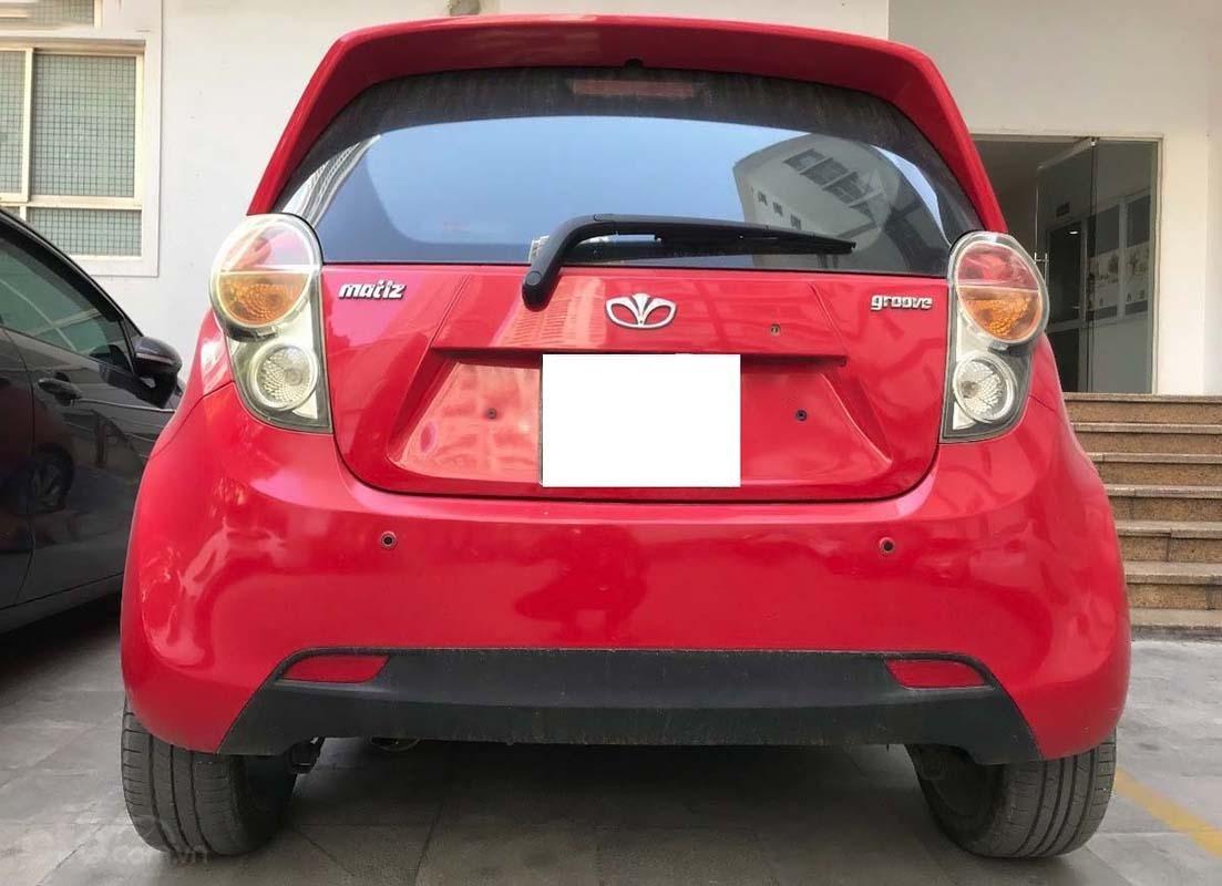 Cần bán lại xe Daewoo Matiz đời 2009, màu đỏ, nhập khẩu nguyên chiếc chính hãng (2)