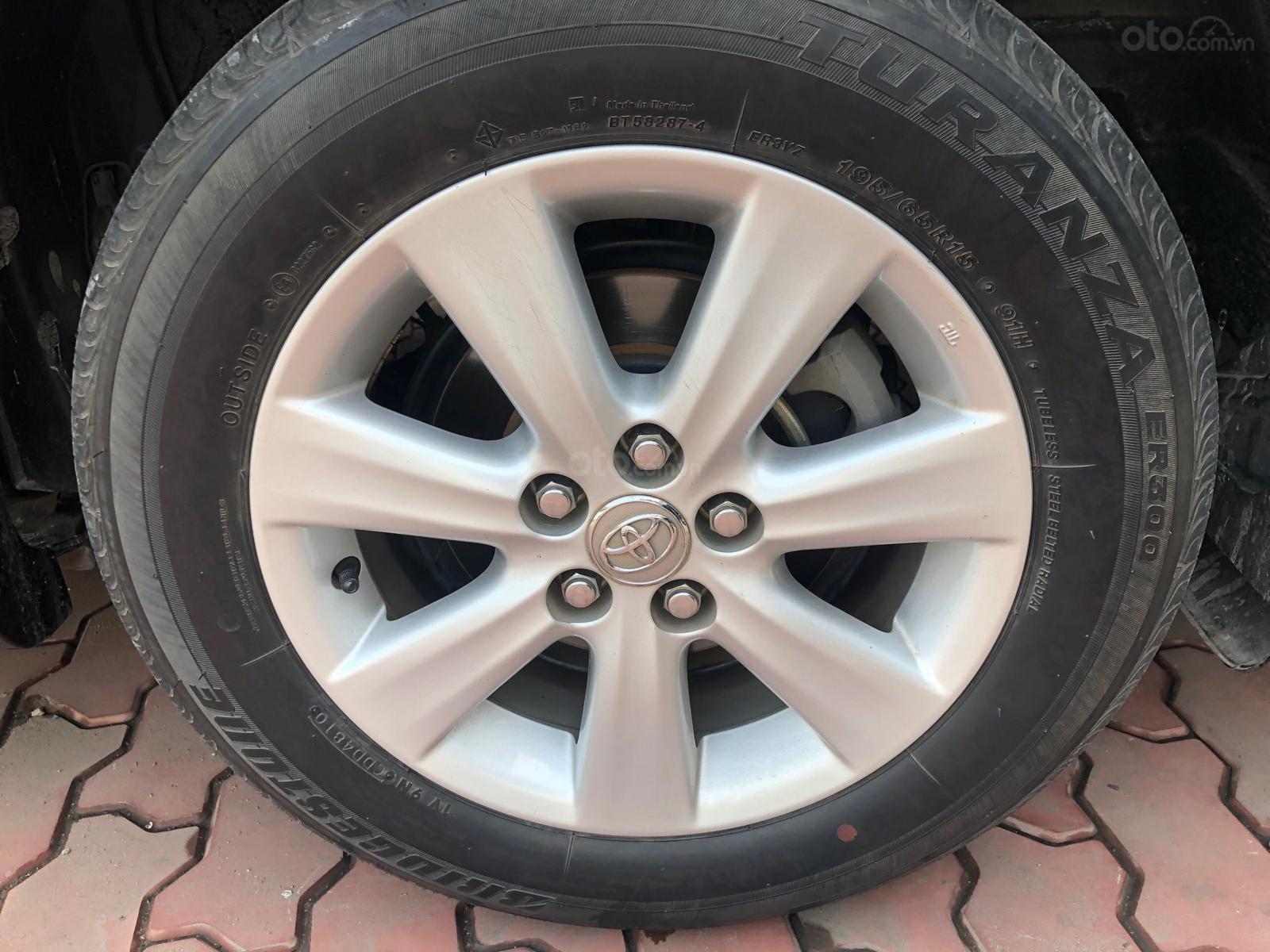 Corolla Altis số tự động sx 2011, đúng xe cọp, nhìn là ghiền, giá còn thương lượng (10)