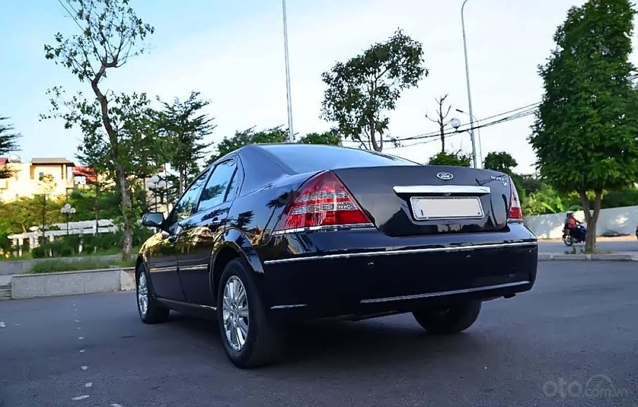 Bán Ford Mondeo sản xuất 2006, màu đen, 229tr xe máy chạy êm (2)