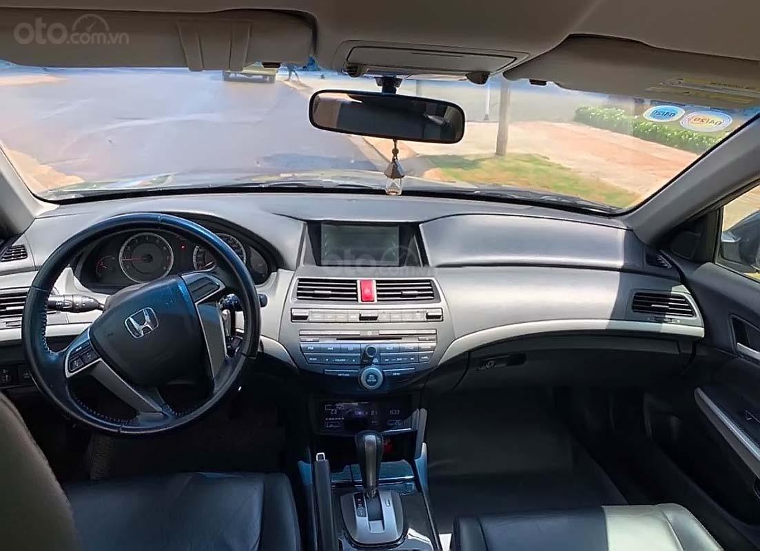Bán Honda Accord đời 2010, màu xanh lam, nhập khẩu nguyên chiếc chính hãng (3)