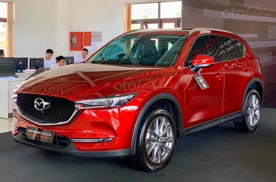 New Mazda CX5 thế hệ 6.5 mới khuyến mãi cực lớn tiền mặt + phụ kiện, trả góp cực dễ, xe giao ngay (1)