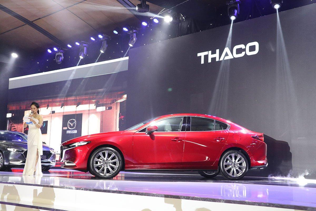 Bộ đôi Mazda 3 và Mazda 3 Sport thế hệ mới chính thức ra mắt tại Việt Nam 2.
