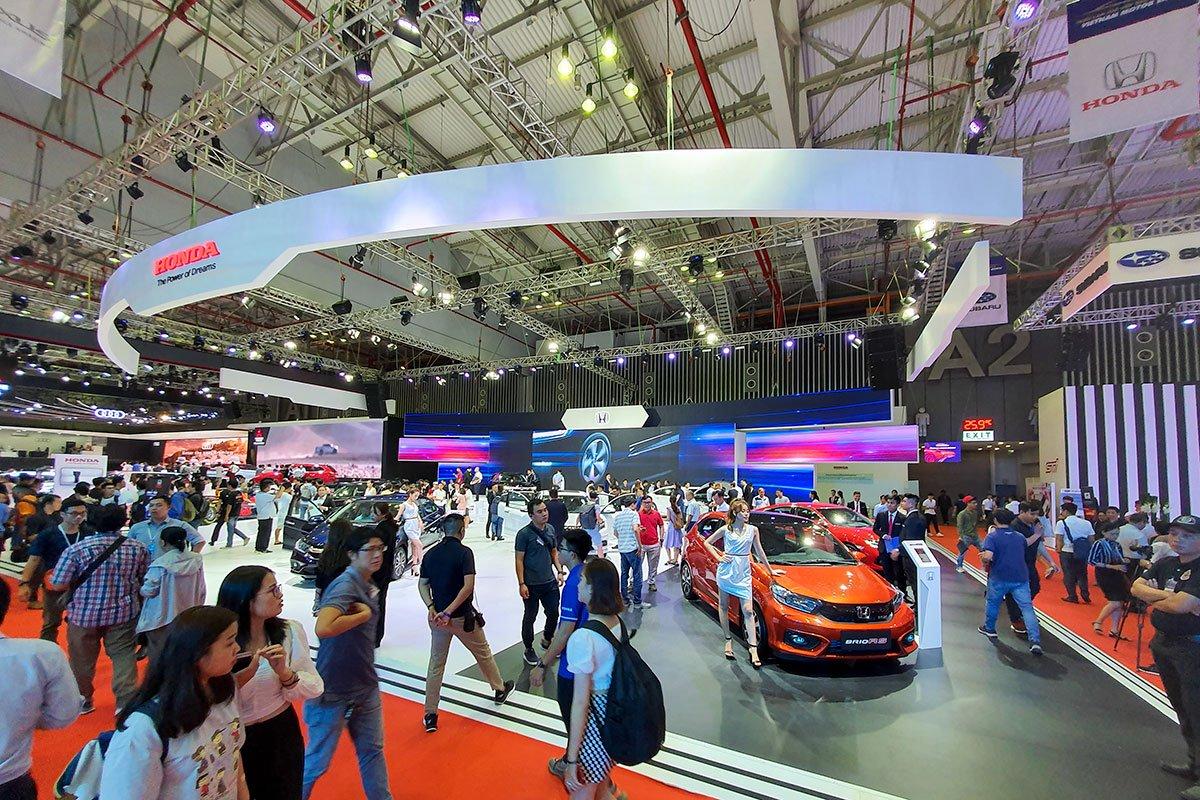 """Tụt doanh số, Honda CR-V để """"đàn em"""" Honda City vượt mặt a1"""