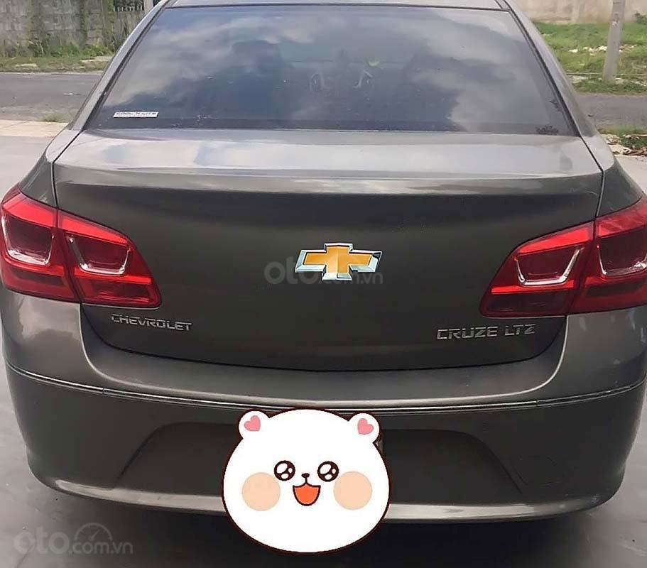 Bán xe Chevrolet Cruze LTZ 1.8L đời 2018, màu xám (2)