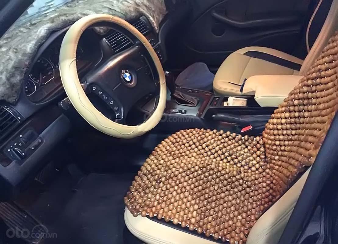 Cần bán gấp BMW 325i đời 2005, màu đen, nhập khẩu   (2)