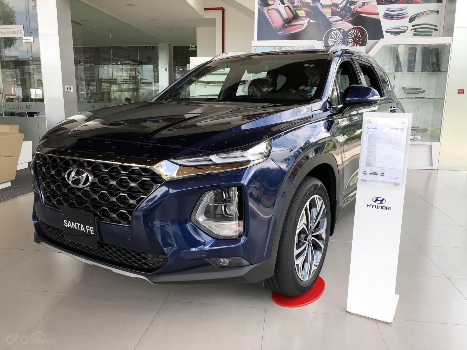 Hyundai SantaFe, trả trước 324tr, trả góp 16tr/tháng, LH: Mr. Kha: 0827793779 (1)