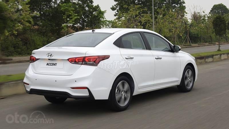 Hyundai Accent 2019 bản ĐB - nhận ngay ưu đãi khủng T12/2019 (5)